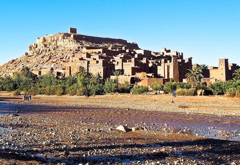 De Viajero a Actor de reparto. Descubre Ouarzazate, la ciudad del cine en Marruecos y sus impresionantes escenarios naturales en 2 días.