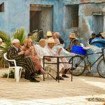 El Jadida. Marruecos.